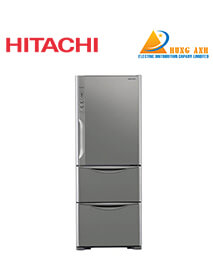 Tủ lạnh Hitachi R-SG37BPG/ST 3 cánh 365 lít