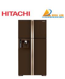 Tủ lạnh Hitachi R-W660PGV3 - (GBK/GBW) - 540 lít