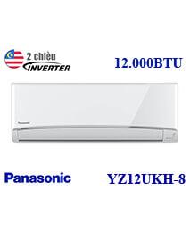 Điều hòa Panasonic 2 chiều Inverter CS-YZ12UKH-8 12.000BTU