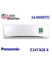 Điều Hoà Panasonic Z24VKH-8 24000btu 2 Chiều Inverter