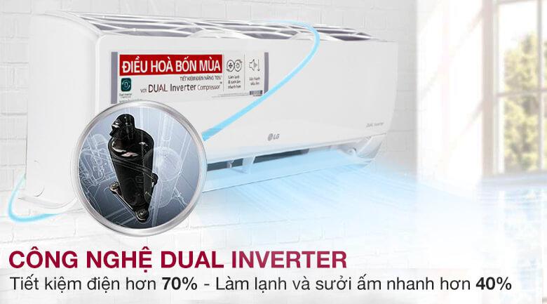Công nghệ dual Inverter