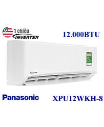 Điều hòa Panasonic XPU12WKH-8 NanoeX 12000BTU 1 chiều inverter