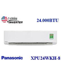 Điều hòa Panasonic XPU24WKH-8 NanoeX 24000BTU 1 chiều inverter
