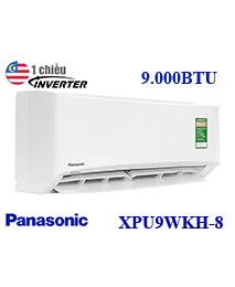 Điều hòa Panasonic XPU9WKH-8 NanoeX 9000BTU 1 chiều inverter