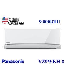 Điều hòa Panasonic YZ9WKH-8 2 chiều 9000BTU inverter