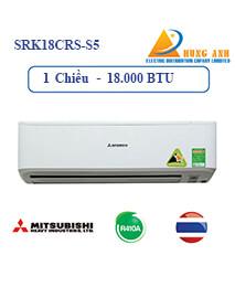 Điều hoà Mitshubishi SRK/SRC18CRS-S5