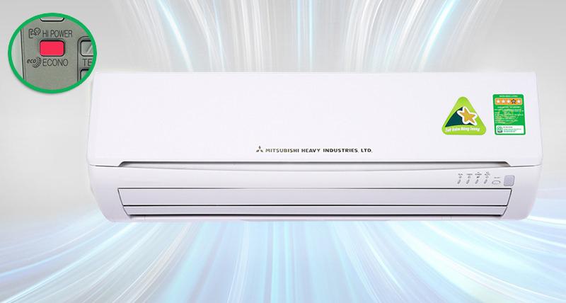 Điều Hoà Mitshubishi 1 chiều 9000 BTU SRK/SRC10CRS-S5 Làm lạnh nhanh