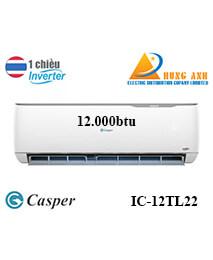Điều Hoà Casper IC-12TL22 12000btu 1 chiều Inverter