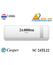 Điều Hoà Casper SC-24TL22 24000btu 1 chiều