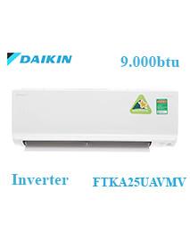 Điều Hoà Daikin FTKA25UAVMV 9000btu 1 chiều inverter