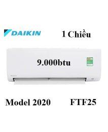 Điều Hoà Daikin FTF25 9000BTU 1 Chiều