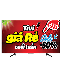 Smart Tivi Sony 55 inch 55X8000G, 4K Ultra HDR, Android TV