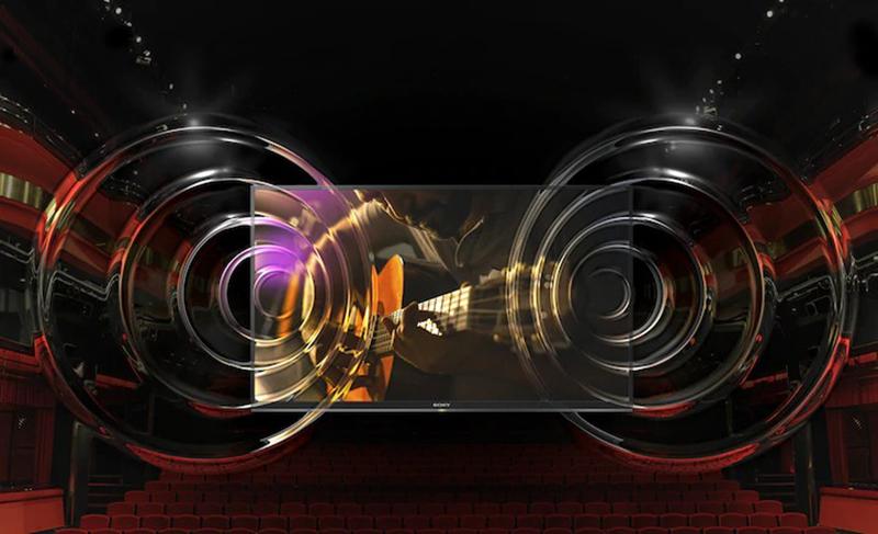 Android Tivi Sony 49 inch KDL-49W800G Được chế tạo để lắng nghe - ClearAudio+