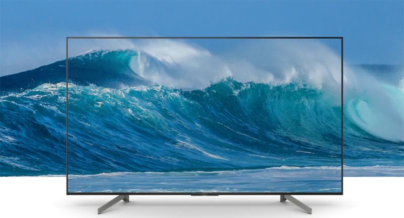 Android Tivi Sony OLED 4K 55 inch KD-55A9G Hình ảnh và âm thanh hài hòa tuyệt hảo