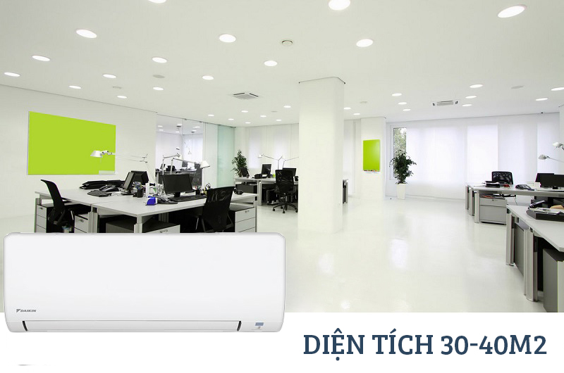 Điều hòa Daikin Inverter 1 chiều 21000 BTU FTC60NV1V Thiết kế mới mẻ, trẻ trung