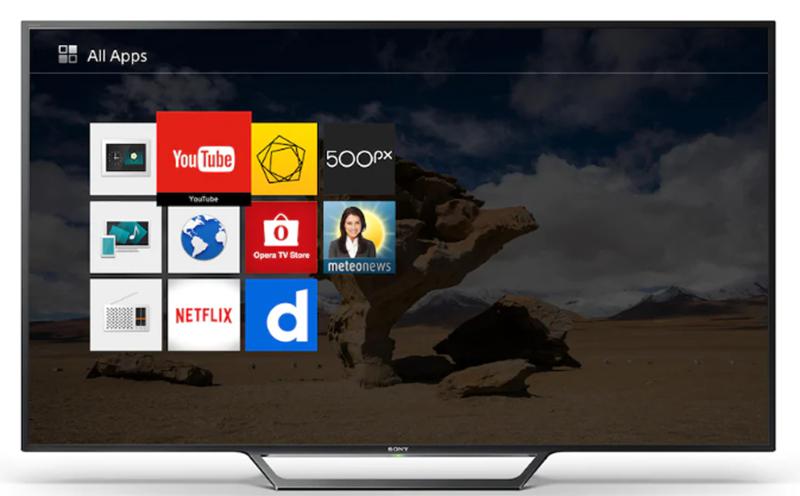 Smart Tivi Sony 40 inch KDL-40W650D Hãy khám phá thêm về chương trình giả trí mà bạn yêu thích