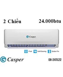 Điều Hoà Casper EH-24TL22 2 Chiều 24.000btu