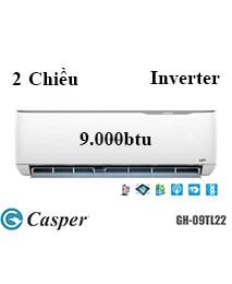 Điều Hoà Casper GH-09TL22 2 Chiều 9000btu Inverter