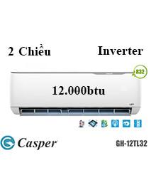 Điều Hoà Casper GH-12TL32 2 Chiều 12.000btu Inverter