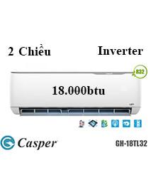 Điều Hoà Casper GH-18TL32 2 Chiều 18000btu Inverter