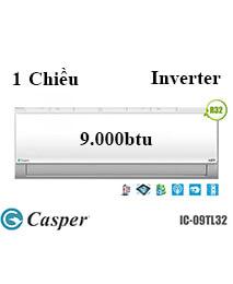 Điều Hoà Casper IC-09TL32 1 Chiều 9.000btu Inverter