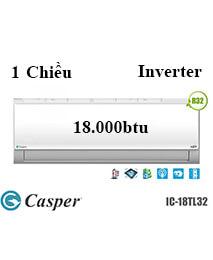 Điều Hoà Casper IC-18TL32 1 Chiều 18.000btu Inverter