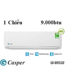 Điều hoà Casper LC-09TL32 1 Chiều 9.000btu