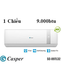 Điều Hoà Casper SC-09TL32 1 Chiều 9000btu