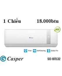 Điều Hoà Casper SC-18TL32 1 chiều 18.000btu