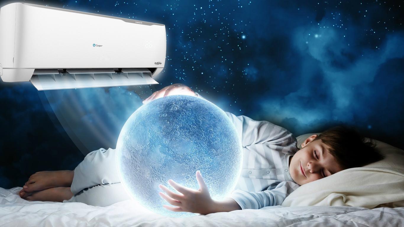 Cảm biến i-Feel điều chỉnh nhiệt độ mang tới không gian thoải mái cho người dùng