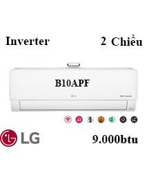 Điều hòa LG B10APF 9.000btu 2 chiều inverter