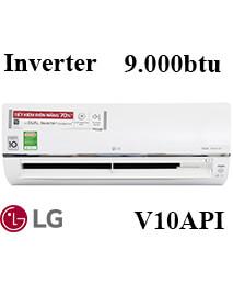 Điều hòa LG V10API 9.000btu 1 Chiều Inverter Wifi