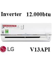 Điều hòa LG V13API 12.000btu 1 Chiều Inverter Wifi