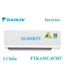 Điều Hòa Daikin FTKA50UAVMV 18.000BTU 1 Chiều Inverter