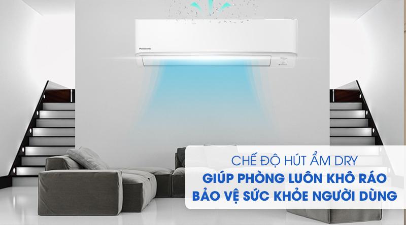 Đảm bảo nhiệt độ, độ ẩm trong phòng luôn khô thoáng