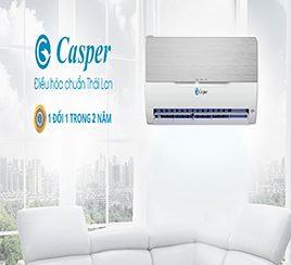 Điều hòa Casper lựa chọn hoàn hảo của người dùng