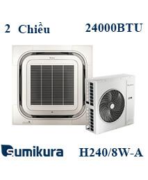 Điều hòa âm trần Sumikura APC/APO-H240/8W-A 2 Chiều 24000btu