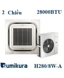 Điều hòa âm trần Sumikura APC/APO-H280/8W-A 2 Chiều 28000btu