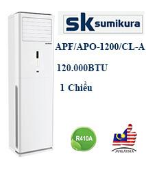 Điều hòa tủ đứng Sumikura APF/APO-1200/CL-A 1 Chiều 120000btu