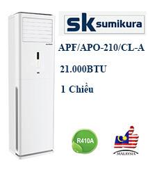 Điều hòa tủ đứng Sumikura APF/APO-210/CL-A 1 Chiều 21000btu