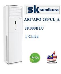 Điều hòa tủ đứng Sumikura APF/APO-280/CL-A 1 Chiều 28000btu