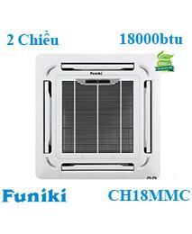 Điều hòa âm trần cassett Funiki CH18MMC 2 Chiều 18000btu