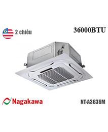 Điều hòa âm trần Nagakawa NT-A3636M 2 Chiều 36000btu
