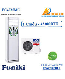 Điều hòa tủ đứng Funiki FC42MMC 1 chiều 42.000BTU