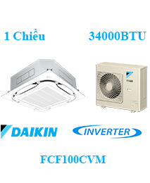 Điều Hòa Âm Trần Daikin FCF100CVM 1 Chiều Inverter 34000btu