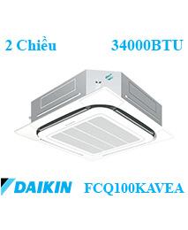 Điều hòa âm trần Daikin FCQ100KAVEA/RQ100MV1 2 Chiều 34000btu