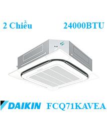 Điều hòa âm trần Daikin FCQ71KAVEA/RQ71MV1 2 Chiều 24000btu