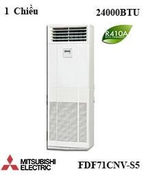 Điều hòa tủ đứng Mitshubishi FDF71CNV-S5 1 Chiều 24000btu