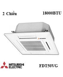 Điều hòa âm trần Mitshubishi FDT50VG Chiều 18000btu