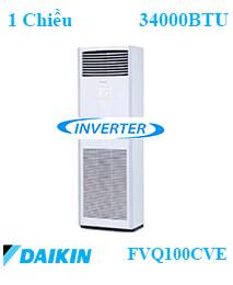 Điều Hòa Tủ Đứng Daikin FVQ100CVE 1 Chiều Inverter 34000BTU